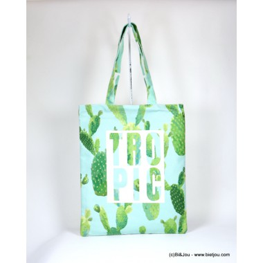 tote bag Cactus Tropic 0918034
